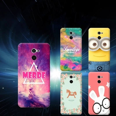 New Arrival Case For Alcatel A3 5.0 Cartoon Colored Drawing TPU Gel Soft Painted Case Cover For Alcatel A3 5.0